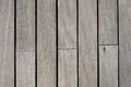 Lath tile vertical wood tiles Stock Image