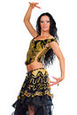 Latina dancer Stock Photography