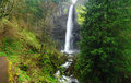 Latourell Falls at Columbia river gorge