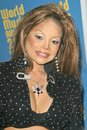 Latoya jackson at the world music awards in the thomas mack arena at unlv las vegas nv Stock Images