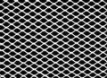 Lattice  radiator  car Royalty Free Stock Images
