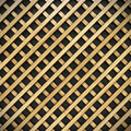 Lattice wooden d image Stock Photography