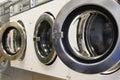 Laundromat Royalty Free Stock Photo