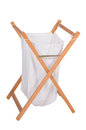 Laundry Basket Royalty Free Stock Photos