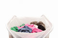 Laundry Basket Royalty Free Stock Image