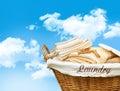 Prádelna ručníky