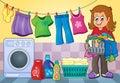 Laundry theme image 4
