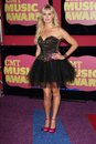 Laura Bell Bundy at the 2012 CMT Music Awards, Bridgestone Arena, Nashville, TN 06-06-12 Royalty Free Stock Image