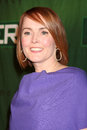 Laura innes genesis arriving at the er tv series wrap party at social in los angeles ca on march Royalty Free Stock Image