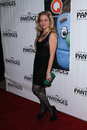 Lauren storm at the avenue q los angeles return pantages hollywood ca Stock Photography