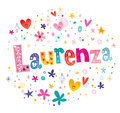 Laurenza girls name