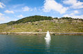 Lavaux region Stock Photography