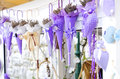Lavender souvenirs in croatia rovinj Stock Images
