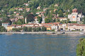 Laveno, Lake Maggiore Royalty Free Stock Photos