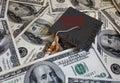 Law School debt Royalty Free Stock Photo