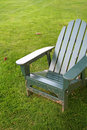 Lawn Chair on Grass