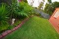 Césped y jardín