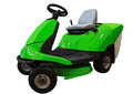 Lawn mower tractor Royalty Free Stock Photo