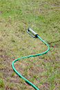 Lawn Sprinkler - Closeup Royalty Free Stock Photo