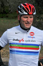 Lawrence Dallaglio Cycle Slam Stock Photo
