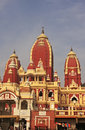 Laxminarayan temple new delhi india Royalty Free Stock Photo