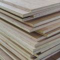 Layer of Industrial Plywood as background Royalty Free Stock Photo