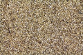 Layer of vermiculite Royalty Free Stock Photo