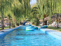 Lazy river Royalty Free Stock Photos