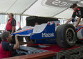 LBGP Tech Inspection Royalty Free Stock Photo
