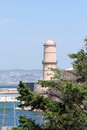 Le fort saint jean marseille france provence Royalty Free Stock Photography