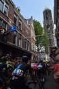 Le Grand Depart Royalty Free Stock Photo