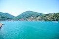 Le grazie bay italy portovenere italians harbours Stock Photo