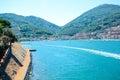 Le grazie bay italy portovenere italians harbours Stock Photography