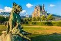 Le Louvre paris city France Royalty Free Stock Photography