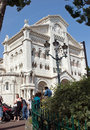 Le monaco saint nicholas cathedral Photo stock