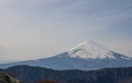 Le mont fuji Photo stock