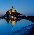 Le Mont-Saint-Michel Royalty Free Stock Image