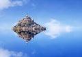 Le Mont Saint Michel Royalty Free Stock Photo