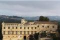 Le petit palais博物馆在阿 尼翁 免版税库存照片