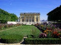 Le petit trianon is a smaller version of the grand built for josephine bonaparte by napoleon to provide her with a private Stock Images