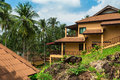 Le spa de koh chang paradise resort est un sanctuar romantique et paisible Photo stock