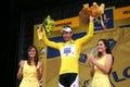 Le Tour de France 2009 - Round 4 Royalty Free Stock Photo