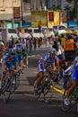 Le Tour de Langkawi 2008 Kuala Lumpur Royalty Free Stock Image