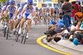 Le Tour de Langkawi 2008 Kuala Lumpur Stock Image