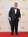 Lea delaria los angeles ca august at the th primetime emmy awards at the nokia theatre l a live downtown los angeles Royalty Free Stock Images