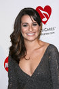 Lea michele at the musicares tribute to barbra streisand los angeles convention center los angeles ca Stock Photography