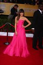 Lea michele at the th annual screen actors guild awards arrivals shrine auditorium los angeles ca Stock Images