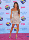 Lea Michelle Royalty Free Stock Image