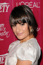 Lea michelle michele at rd annual variety s power of women event presented by lifetime four seasons hotel beverly hills ca Stock Photo