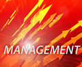 Leadership management success Stock Image